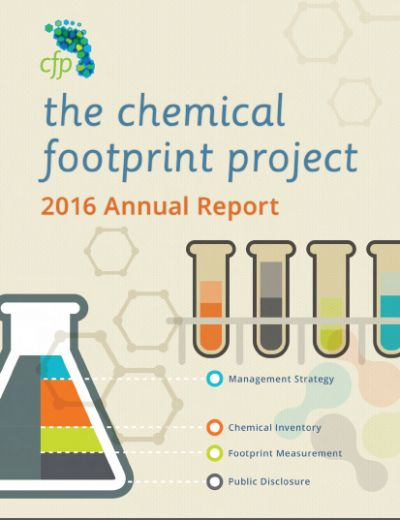 Chemical Footprint Project Report 2016 image