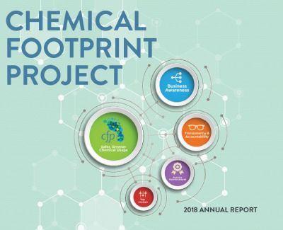 Chemical Footprint Project Report 2018 image